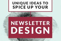 Design :: Newsletters