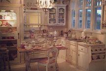 Doll House Kitchen