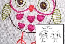 Crafts - owl