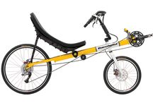 Recumbent / by Pedal Pirates Cycle Crew