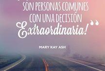 frases de mary kay