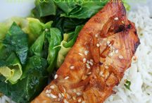 Delicious - Fish & Seafood / Crab, lobster, shrimp, fish, and more! A collection of amazing fish and seafood recipes for a fresh, light dinner.