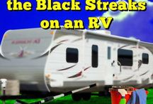 RV Hacks (Cleaning/Service)