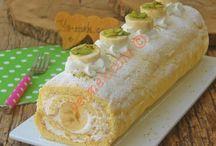 Tatlı ve pastalar