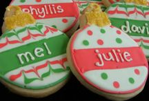Decorated Cookies / by Courtney McElhaney Peebles