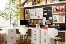 Office Space / by Penney Fox | Inner Social Media-ness