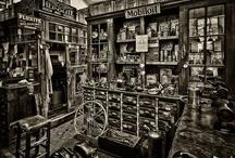 Old School Garage Workspaces