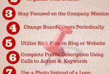 Social Media / Social Media tips & trics voor Webwinkels