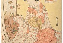 Japanskt kvinnor