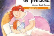 ITINERARIO LECTOR DEL PRIMER CURSO / Lecturas recomendadas desde la biblioteca del colegio para el alumnado.