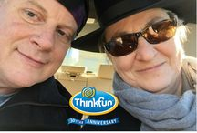 30th Anniversary / Celebrating 30 years of family fun games in 2015! / by ThinkFun