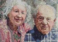 Portrait quilts / by Kathy Allbee