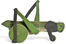 zabawki drewiane mechaniczne