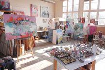 Creative Spaces, Studio, Atelier