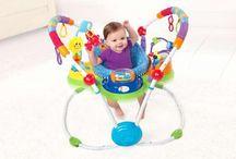 Baby Einstein Activity Jumper Review / Baby Einstein Activity Jumper Review