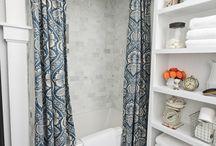 Bathroom ideas / by Erin Lindsay