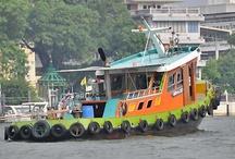 Tugboats / by Stephany Simmons
