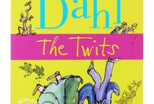 Roald Dahl's The Twits / Worldwide editions of The Twits - which version did you have?  / by Roald Dahl