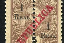 Portugal - India Stamps