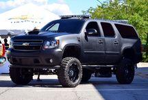 Suvs & Trucks