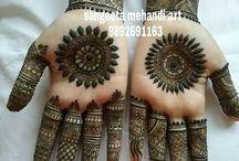 mehndi collection