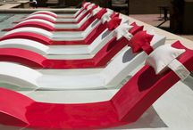 Ledge Loungers / Out on the Patio Lubbock, Texas carries these great New Products for Swimming Pool Area- can customize!! Perfect for Bahama Beach entry!