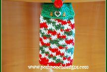 Crocheted ---- Towels