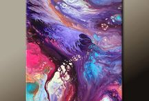 Best colourful abstract art