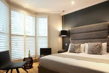 Boutique Townhouse Bed and Breakfast in Elegant London / Elegant, luxury for less stay in London private home B&B in Fulham, central London.