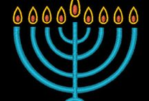 FREE Hanukkah Designs! / FREE Hanukkah machine embroidery designs