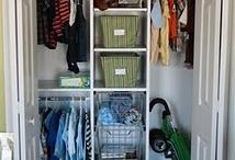 Front closet  / by Laura MacEachen