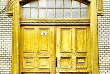 ajtók, ablakok