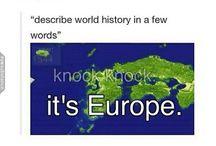 history is a joke