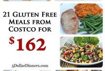 Gluten free meals and snacks / by Jessica Schlicklin
