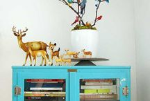 Spring decor / Spring home decor ideas / by Jen Rizzo