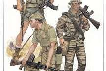 20TH -RHODESIAN ARMY