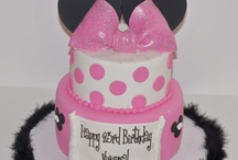 THEMED PARTY CAKES / by Jinky Kowalski