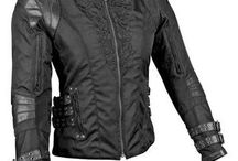 Biker jackets / Just for girls