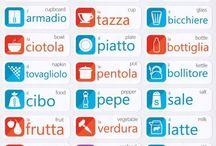 italština