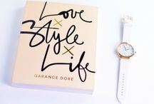 Viva La Lifestyle / What does 'LIFESTYLE' even mean? Whatever it is, I sure want some of it. Chic and beautiful things contributing to a happier life.