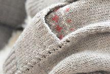 Inspiring knitting details