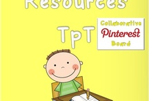 FREE Writing Resources TpT / A collaborative Pinterest board for free Writing resources from Teachers Pay Teachers. Please contact me via my TpT store should you need an invite - http://www.teacherspayteachers.com/Store/Clever-Classroom  Emma - Clever Classroom / by Clever Classroom
