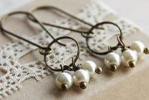Earrings / by Lorraine London