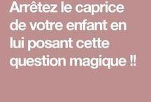 phrases magiques