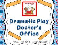 Dramatic play / by Christy Davis
