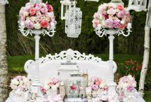 Sweetheart table / by Perfect Petals Design Grp