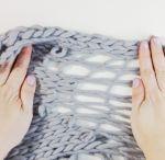 Tricotin/Loom knit