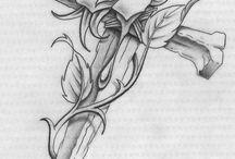 crossrose rosary