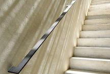 계단 및 난간대