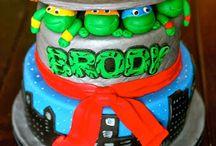 Ninja cakes